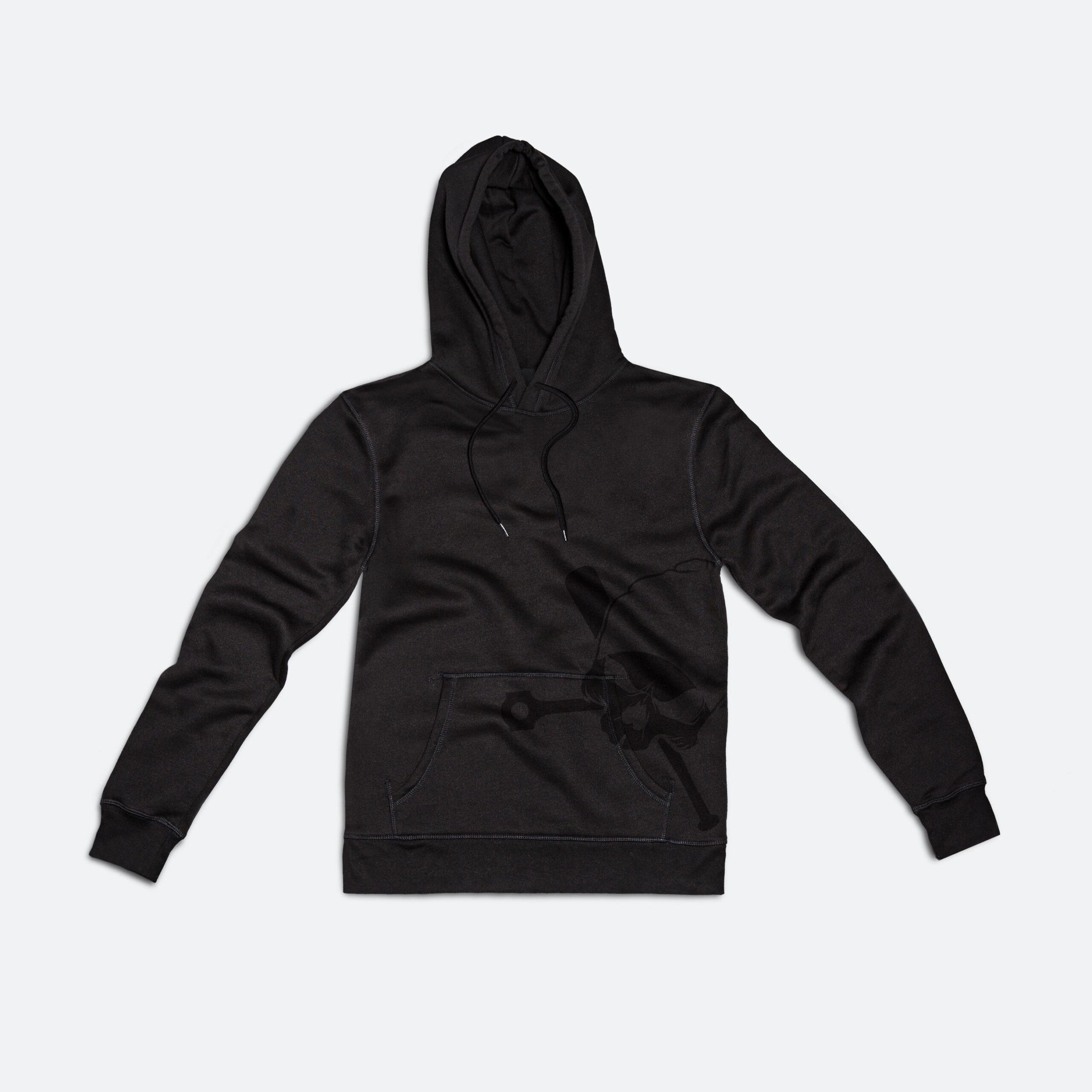 Hanorac BLACK 003