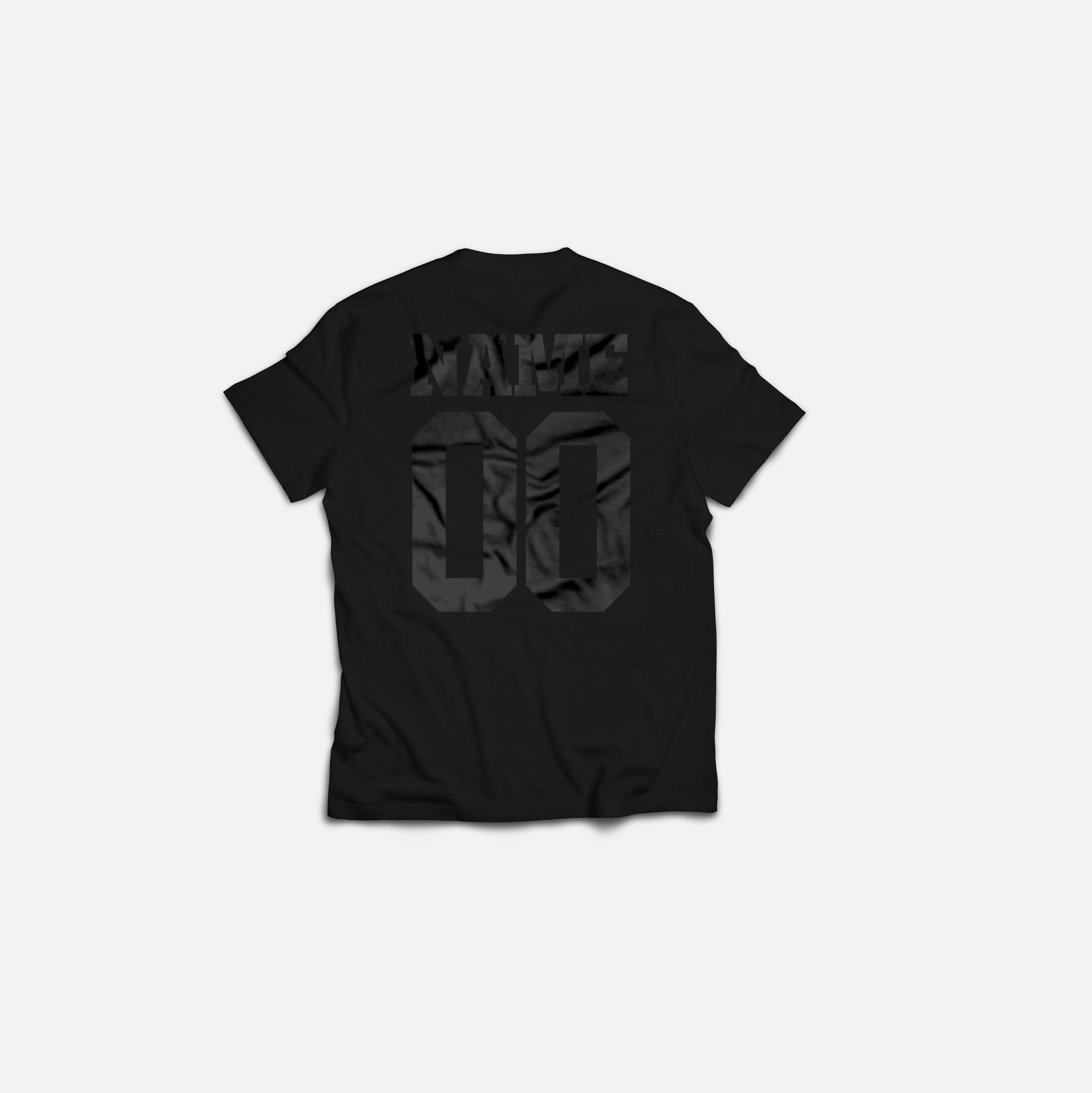 Tricou BLACK 001