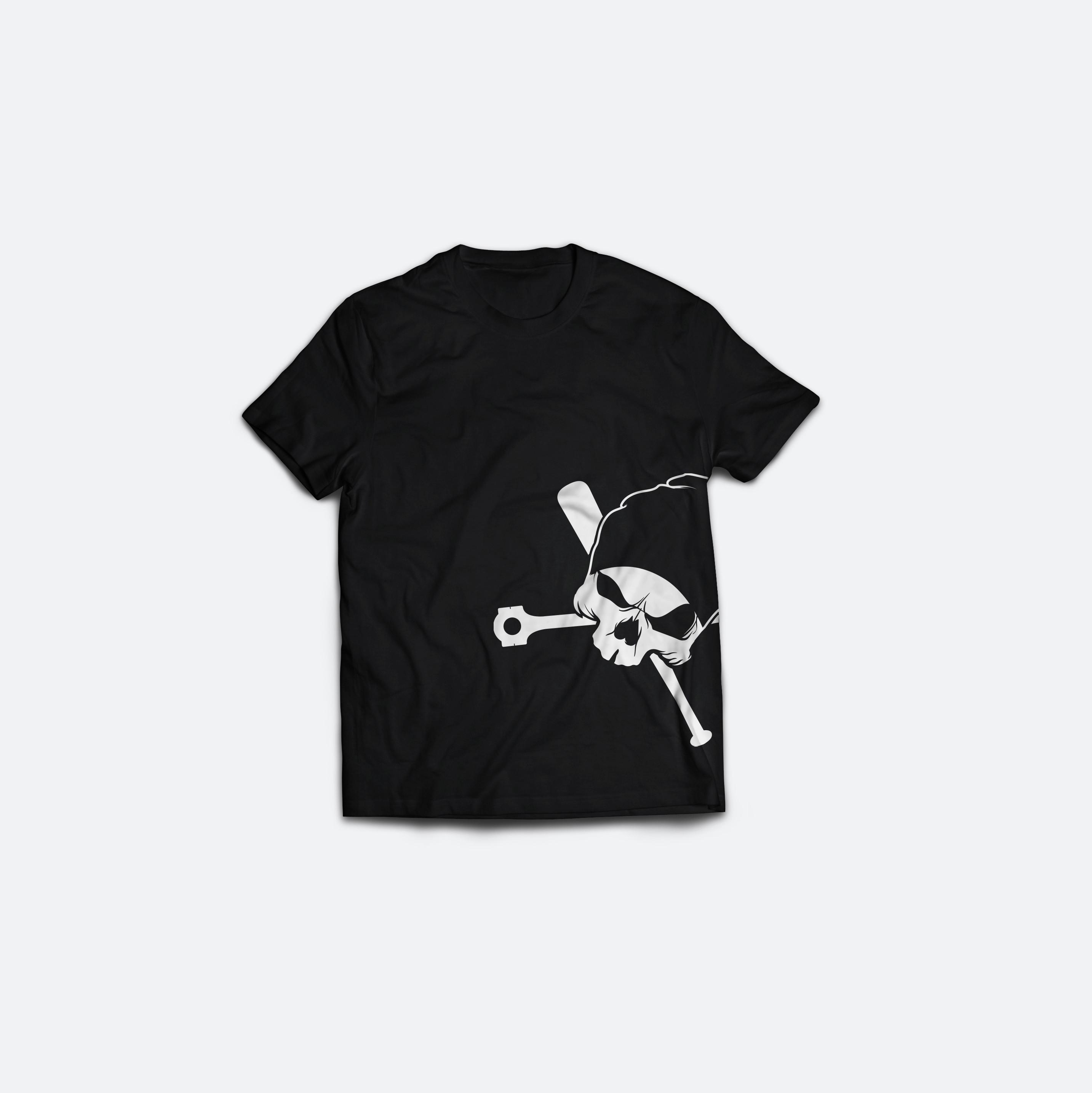 Tricou Negru 003