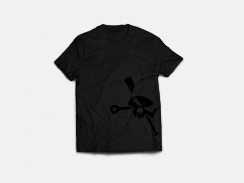 Tricou BLACK 003