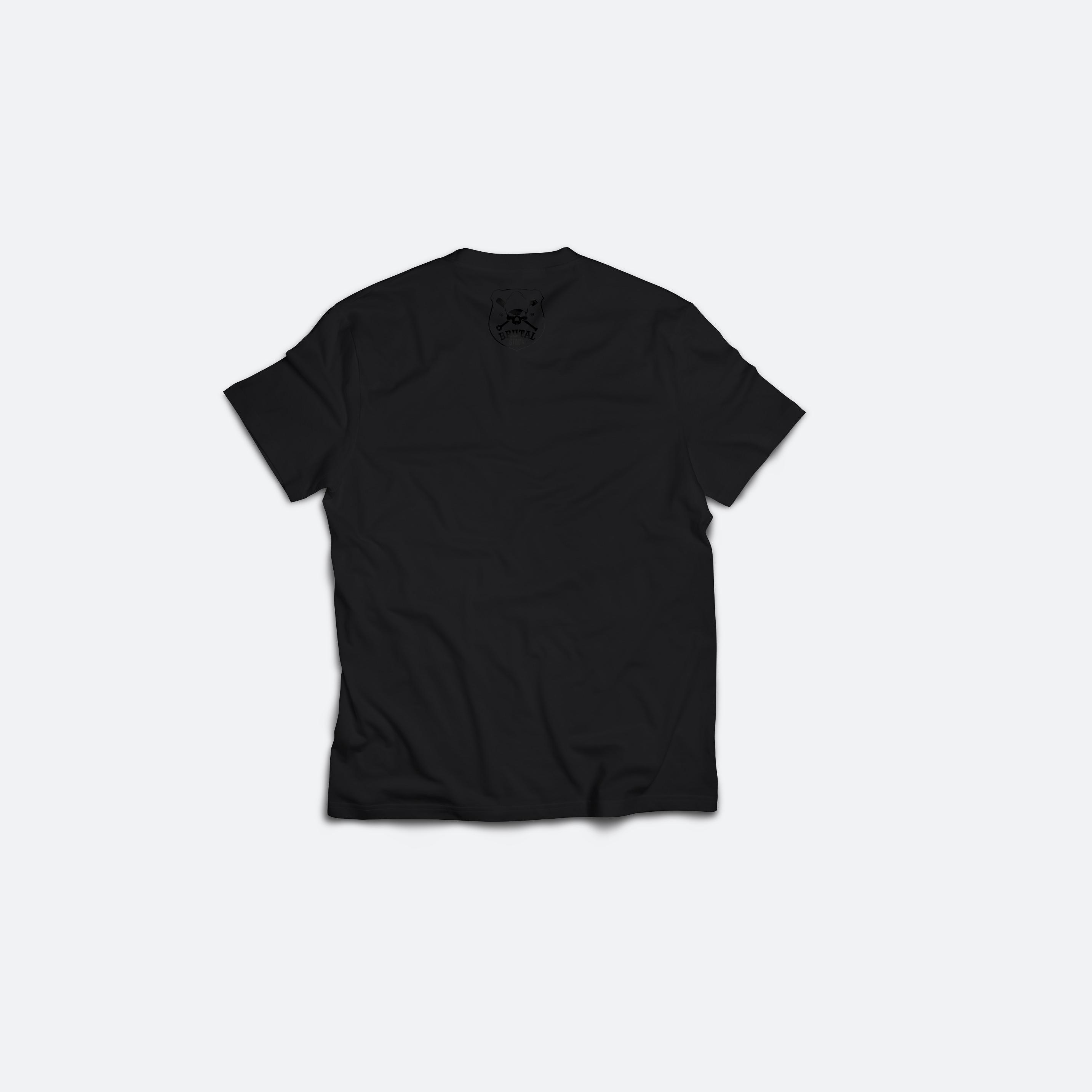 Tricou BLACK 002